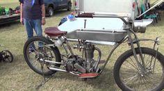 Home made motor cycle!!! Fantastic!!!