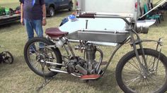 Home made motor cycle!!! Fantastic!!!