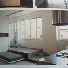 From 'How to Live in Small Spaces' by Terence Conran, p. 83