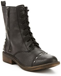"""Lucky Brand """"Nolan 2"""" Leather Ankle Boot"""