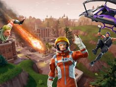 'Fortnite': Why the Tilted Towers Meteor Attack Was So Damn Exciting