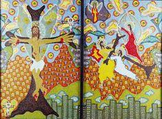 PUERTO RICO ART NEWS - REVISTA DE ARTE: La pintura neo-naif  y kitschesiana  de la artista...