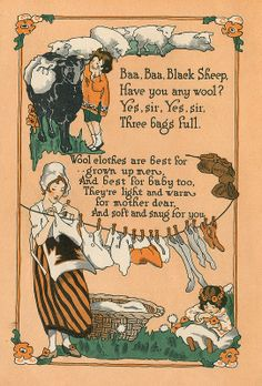 Old Nursery Rhymes Songs Rymes Fairytale Art Mother Goose Children S Book Ilration Ilrations Childrens Books