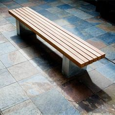 Solid 6 Bench Streetlife