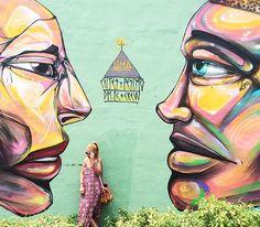 "Editors Blog: ""Getting Back to My Roots"" #blog #disfunkshionmag #fashion #streetart #bohemian #style #miami"