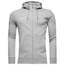 f2240c42 Hettegensere | Kjøp din nye hettegenser online hos Unisport. Nike  Hettejakke Team Club FZ Grå