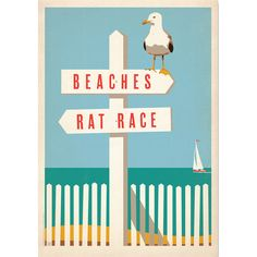 Perfect as a charming focal point or part of your gallery wall collage, this print brings coastal appeal to your home with its beach-themed design. ...
