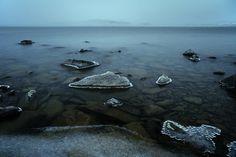 Sur le bord du lac Torneträsk by Lucie Julien on 500px. Abisko, Sweden