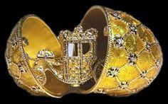 Oeuf Fabergé, à l'époque où l'on savait vivre