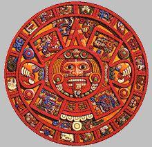 The Aztec calendar still fascinates today.