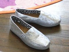 Toms. Add a little sparkle to your day.
