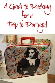 Wondering what to take with you when you #travel to #Portugal? Get an insider's advice on what you need to #pack.