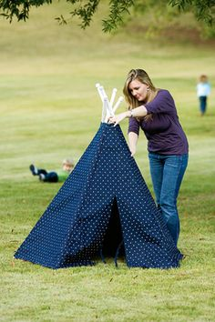 Terrific Teepees ~ Sew Baby PDF Pattern