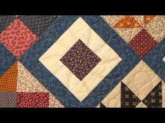 Introducing the Mastering Miniatures Block of the Month - Fat Quarter Shop