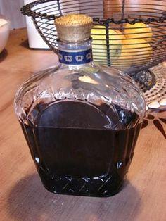 recette en images : le sirop de coquelicot - La boite à malice de Lajemy