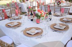 Square tables for wedding #receptiondecor