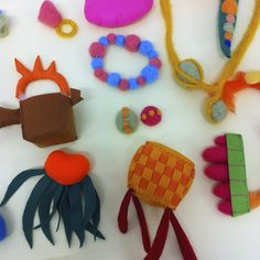 Textile experiments by Kina Wu, UCA Rochester BA(Hons) Contemporary Jewellery, 2015