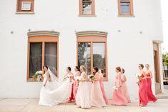 Photography: Katelyn James Photography - katelynjames.com  Read More: http://www.stylemepretty.com/2015/04/21/rustic-chic-farmhouse-wedding/