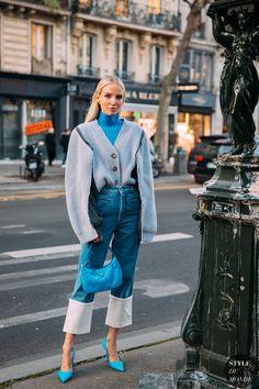 Fashion Week, Fashion 2020, Fashion Looks, Paris Fashion, Fall Fashion, Fashion Trends, Vogue, Street Fashion Photoshoot, Mode Monochrome