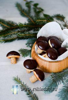 Грибочки с орехами | eshtoday.ru