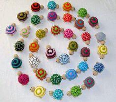 68 ideas crochet amigurumi turtle guys for 2019 Crochet Pattern Free, Crochet Diy, Crochet Amigurumi, Crochet Motifs, Love Crochet, Amigurumi Patterns, Crochet Crafts, Crochet Dolls, Yarn Crafts