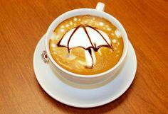 Umbrella Latte Art from The Coffee Bean & Tea Leaf Hawaii: https://www.facebook.com/photo.php?fbid=10151621181019962=a.382877019961.164461.257954434961=1