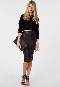 Pin by michael D on ich LIEBE leather - leggings - skirts - blouse ...