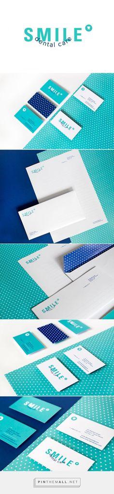 Smile Dental Care Branding on Behance | Fivestar Branding – Design and Branding Agency & Inspiration Gallery