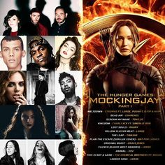 """Are you excited for The Hunger Games: #Mockingjay Soundtrack? Pre-order now and get an instant download of """"Yellow Flicker Beat"""" by Lorde & """"This Is Not A Game"""" by The Chemical Brothers feat. Miguel. http://smarturl.it/MockingjayPt1"""