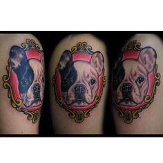 bulldog tattoo - Google zoeken
