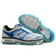 http://www.retrowhite.com/ 429889-001 Nike Air Max 2012 White Blue Cyan D12003 $118.00
