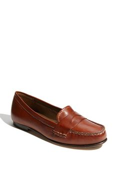 c130ecac190 Cole Haan  Air Sloane  Leather Loafer available at  Nordstrom Loafers  Outfit