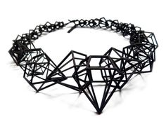Stereodiamond Necklace by geraldesign on Etsy