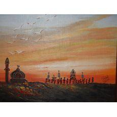 Landscape 'Karbala3'