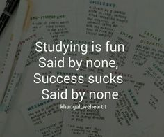 854 images about Study Quotes by KhanGal (Me) 🎓 on We Heart It Exam Motivation, Study Motivation Quotes, Study Quotes, Exam Quotes, True Quotes, Motivational Quotes, Inspirational Quotes, Qoutes, Hard Quotes