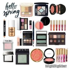 """""""Some Makeup For This Spring"""" by unforunatlyshattered ❤ liked on Polyvore featuring The BrowGal By Tonya Crooks, Benefit, Urban Decay, Burberry, Milani, MAC Cosmetics, Bobbi Brown Cosmetics, Too Faced Cosmetics, Laura Mercier and NARS Cosmetics"""