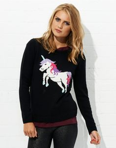Image for Unicorn Knit Jumper from JayJays