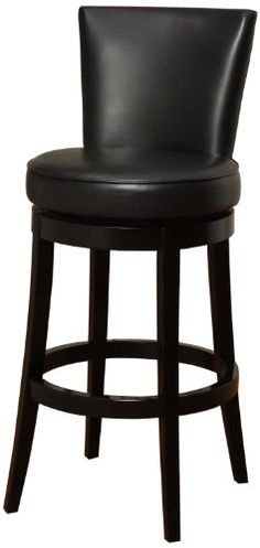 Special Offers - Legacy Commercial Swivel Barstool in Black Bicast Leather - In stock & Free Shipping. You can save more money! Check It (May 04 2016 at 03:13AM) >> http://kitchenislandsusa.net/legacy-commercial-swivel-barstool-in-black-bicast-leather/