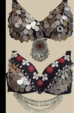 """You ask why I repin """"How to make a coin bra""""? Because... well... Reasons. You never know when I might need one of these."""