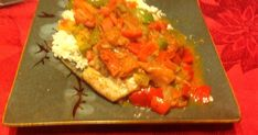 Great recipe for Mahi Mahi With Creole Sauce. While on vacation in Puerto Rico, we went to a restaurant and. I thought this looked interesting on the menu. I fell in love with it and decided to recreate it when I get home. It is now one of our favorite dinners. My husband gives it a 10!