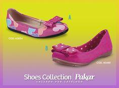 Zapatos para niñas Shoes Collection Pakar