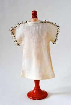Authentic Antique 1920s Bleuette doll Beaded Tunic by mdvanii, $120.00