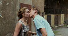 The Reader - Σφραγισμένα χείλη (2008), Kate Winslet (Hanna Schmitz), Ralph Fiennes (Michael Berg), Director: Stephen Daldry.
