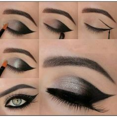 The perfect winged eyeliner!