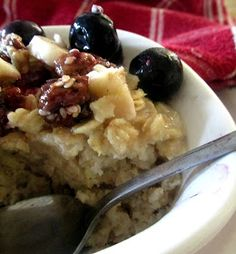 Oatgasm: Baked Oatmeal: Pancake Style