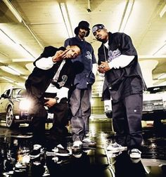 Kurupt, Snoop & Daz