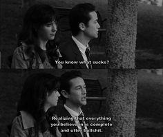 500 days of Summer - be prepared to be disappointed, life has a habit of doing that to you.
