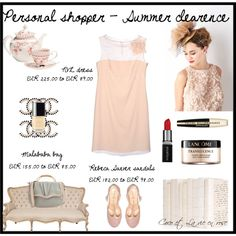 """""""Personal shopper - Summer clearence - Daisy"""" by cocolavieenrose on Polyvore"""