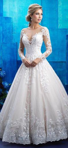 Beautiful gorgeous princess dress