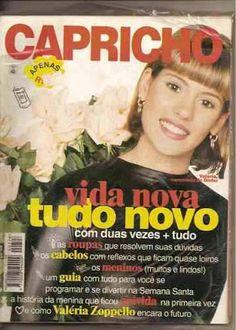 A Moda In Foco: Capricho: A Revista da Gatinha